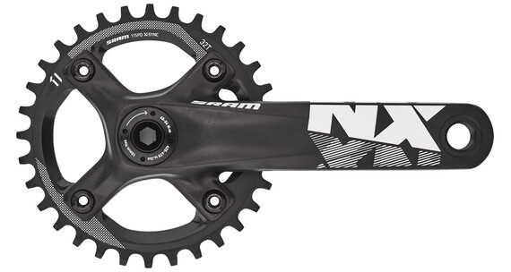 SRAM NX - Bielas - 32 T XSYNC BB30 negro